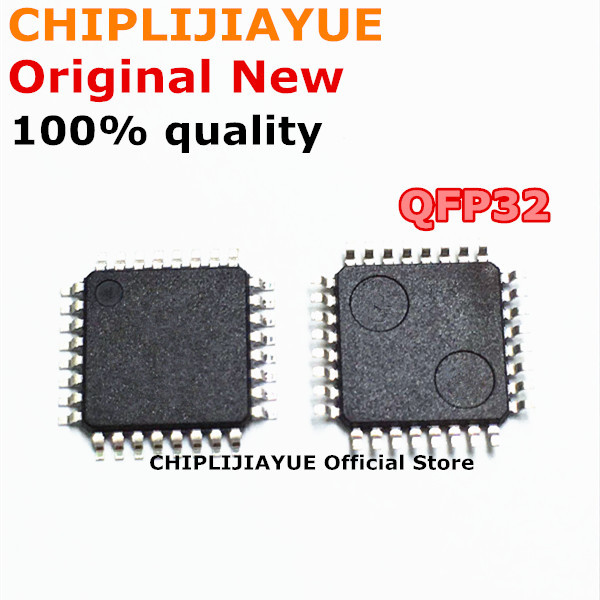 (2piece) 100% New ATMEGA328P-AU ATMEGA328P MEGA328P QFP-32 Original IC chip Chipset BGA In Stock