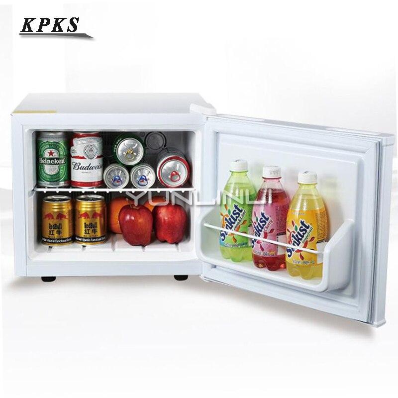 Бытовой мини холодильник однодверный воздушный охлаждающий холодильник косметика/Напитки/лекарственные средства холодильное хранение хо