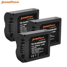 3Pcs CGA-S006 CGR CGA S006E S006 S006A DMW-BMA7 DMW BMA7 Battery for Panasonic DMC FZ7 FZ8 FZ18 FZ28 FZ30 FZ35 FZ38 FZ50 SLR L20 стоимость