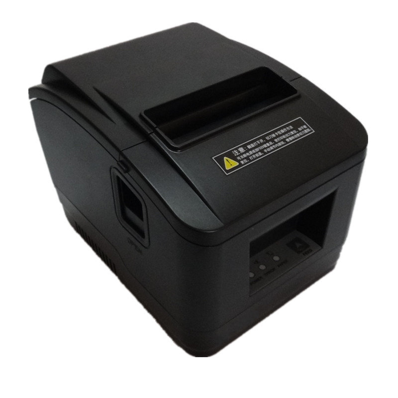 wholesale brand new High quality pos printer 80mm thermal receipt Small ticket barcode printer automatic cutting