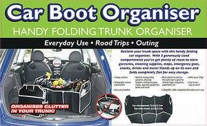 Image 1 - حقيبة منظم جديدة قابلة للطي لحمل السيارات منظم للتخزين والتسوق