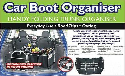 حقيبة منظم جديدة قابلة للطي لحمل السيارات منظم للتخزين والتسوق