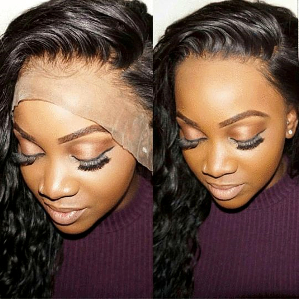 lace wig human hair wigs remy