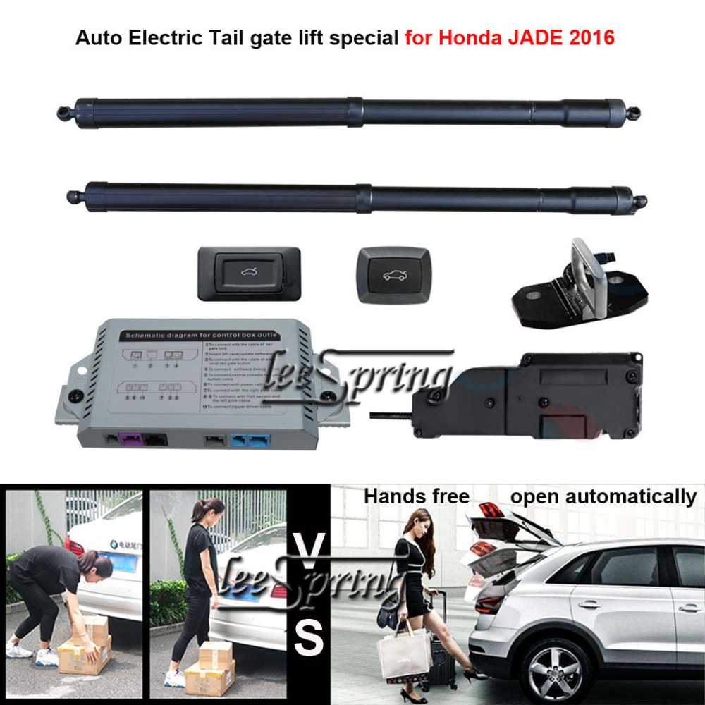 Car Electric Tail Gate Lift Special For Honda JADE 2016 Easily For You To Control Trunk