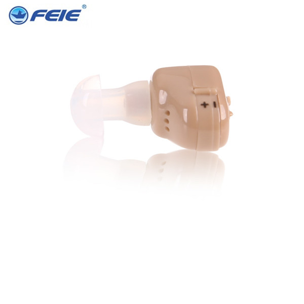 ФОТО smallest ITC micro ear cheap hearing aids S-900 ear cleaning ears device free shipping
