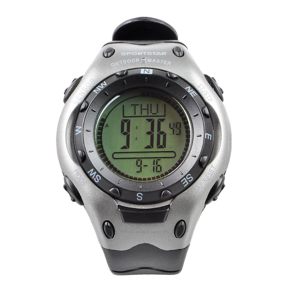 SPORTSTAR Outdoor Master sport watch altimeter therometer barometer weather forecast