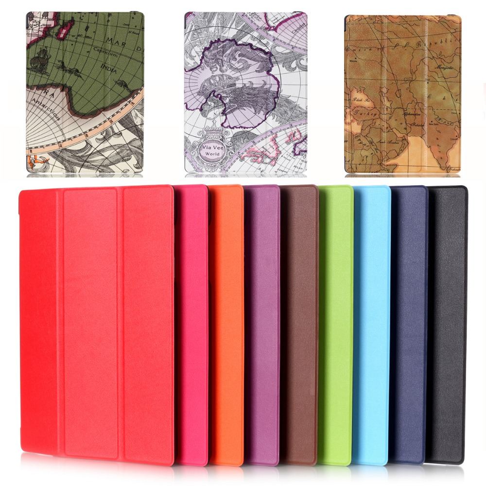 For Google Pixel C 10 2inch Tablet Premium Utra Thin Folding Smart Sleep Protective Case Pu