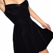 Sexy Sleeveless mini club high waist spaghetti Dress for Shemales & Crossdressers