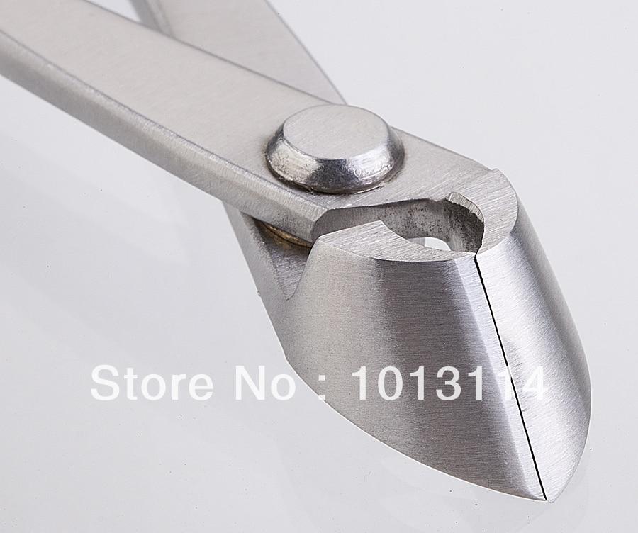 Tools : beginner grade BBTS-06 165mm branch cutter straight edge cutter alloy steel bonsai tools