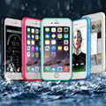 Reliable Stylish  Silicone/Gel/Rubber Waterproof Shockproof DustProof Case Cover For iPhone 6s 4.7Inch