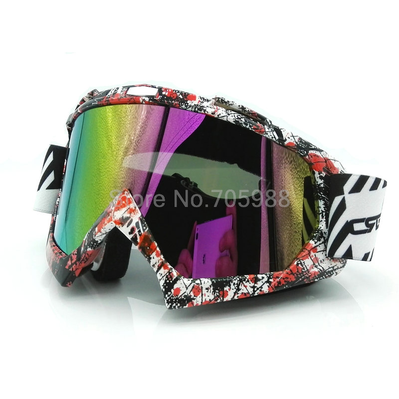 NEW Fox Motorcycle Goggles For Motocross ATV KTM font b Helmet b font Goggles Glasses Protective