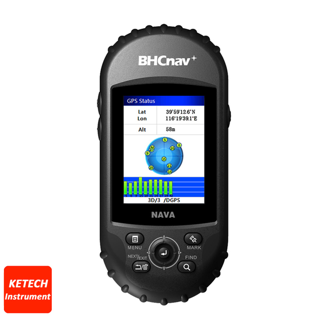 Precisely designed and produced Full-featured and multi-functioned Accurate,Handheld Outdoor Sport GPS Navigator NAVA 600
