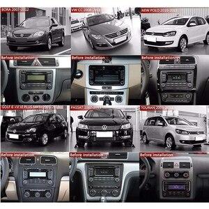Image 2 - Autoradio Panlelo S8 Plus Android 8.1 pour Volkswagen 2 Din lecteur multimédia musique vidéo 1080P GPS Navigation Auto Radio AM/FM