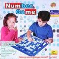 Sudoku Juego de Mesa Juego de Puzzle Número juguetes educativos Juego de Interior Al Aire Libre, diversión de la familia juguetes para los niños, 2 + jugadores