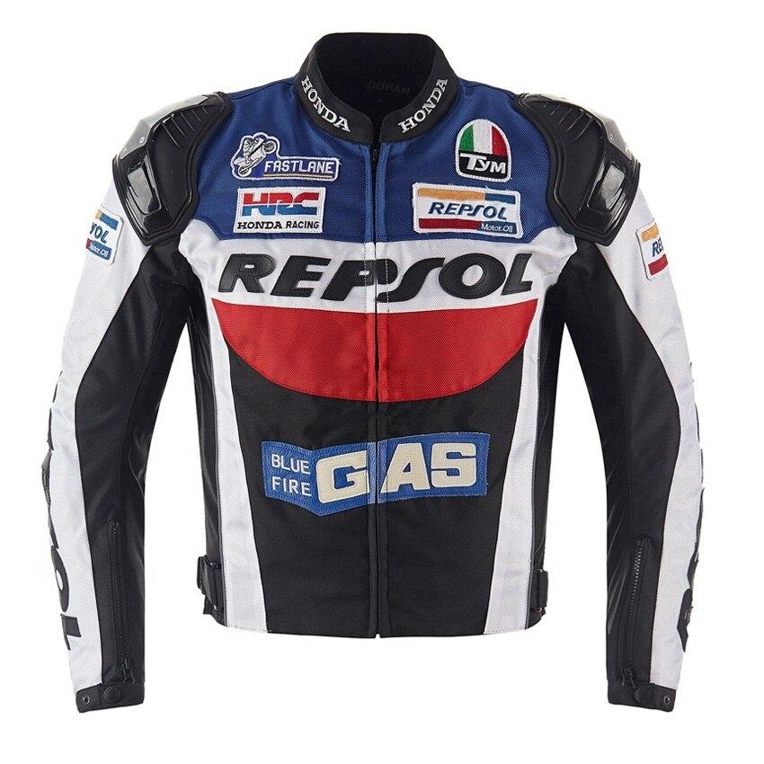 Envío gratis 1 unids Hombres Motocycle Riding Suit Oxford Protector - Accesorios y repuestos para motocicletas - foto 3