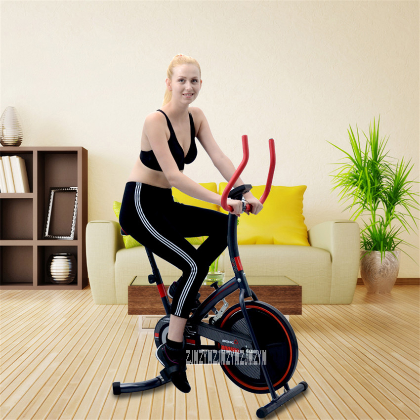 HW3059C Loss Weight Indoor Cycling <font><b>Bike</b></font> <font><b>Equipment</b></font> Home Lady Exercise Bicycle Exercise Cycle Gym Fitness <font><b>Equipment</b></font> <font><b>Bike</b></font> Training image