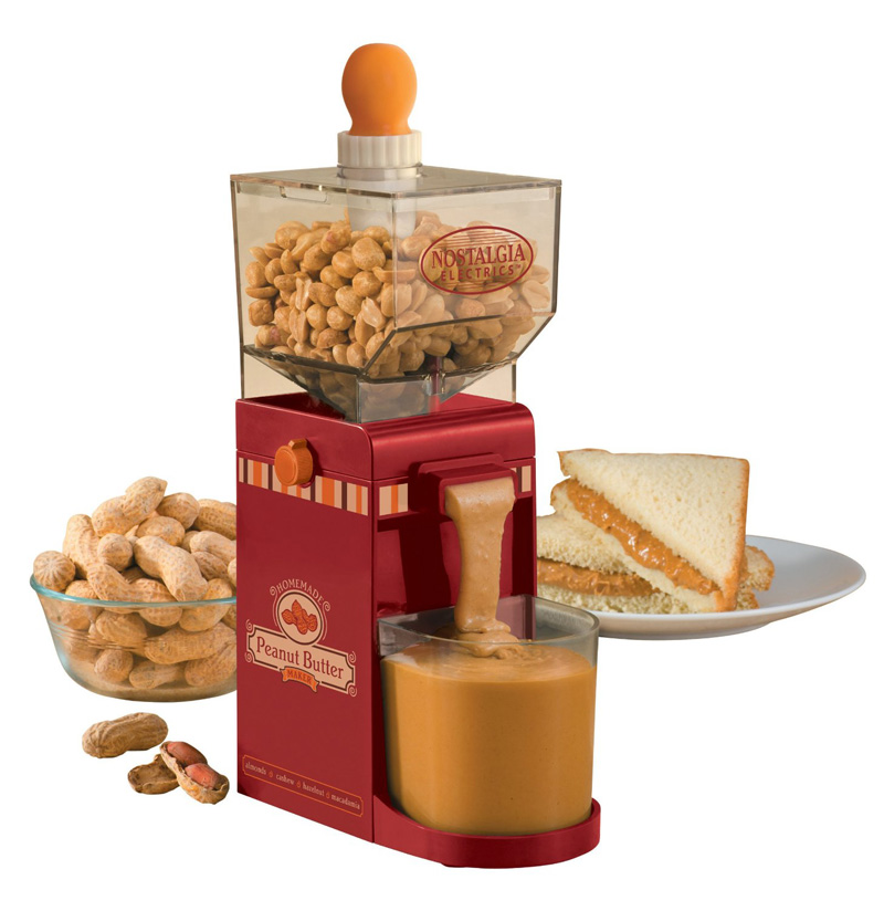 Peanut Butter Maker General Mills Chocolate Electric Nutmeg Muller Grinder Machine Cooking Tools Home Kitchen Dining Bar fruit vegetable grinder kitchen tools gadgets sushi maker tools wrap food machine sushi maker cabbage leaf rolling tool