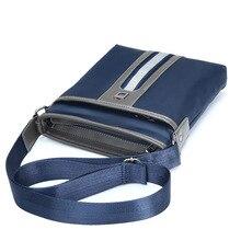 2016 new Men Oxford cloth crossbody bag Fashion Leisure Canvas Bag Satchel men's messenger  Bag