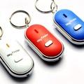 1 pcs Anti perdida Alarm de alta qualidade Anti Lost Finder Sensor alarme localizador chave apito LED com segurança segurança