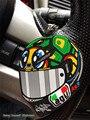 New! Валентино Росси moto Gp брелок Брелок шлем брелок ПВХ Резиновые мягкие Брелки Formula1 оптовая