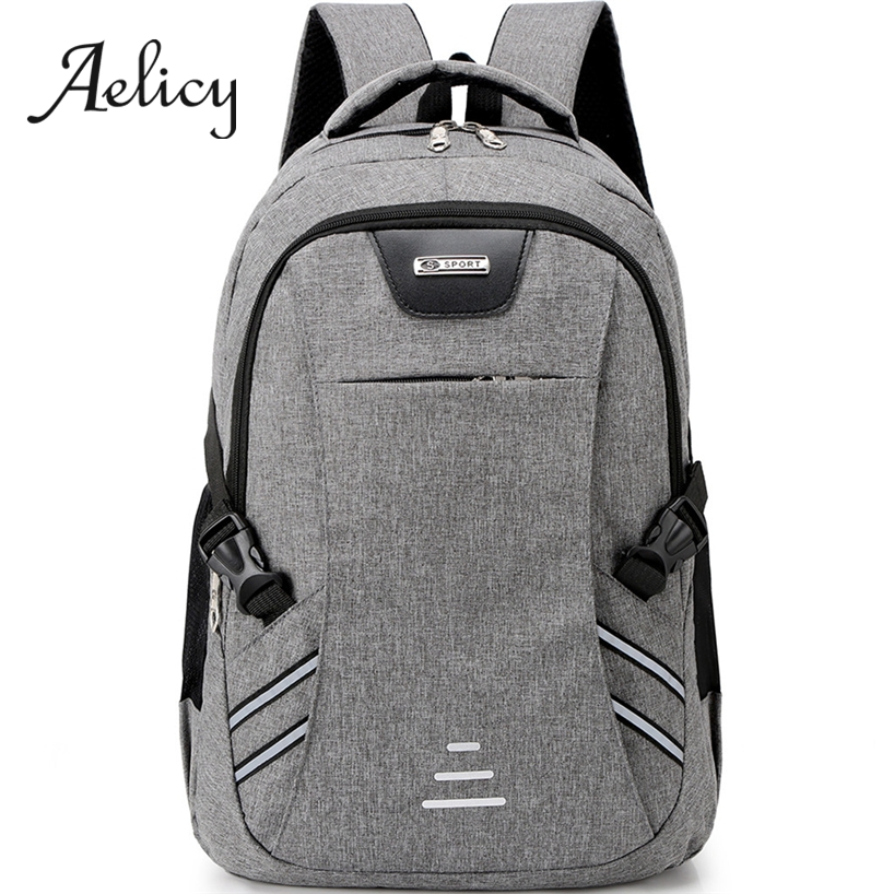Aelicy Unisex Leisure Backpack School Bags Businessman Backpacks Bags Women Quality Outdoor Travel Backpacks Large CapacityAelicy Unisex Leisure Backpack School Bags Businessman Backpacks Bags Women Quality Outdoor Travel Backpacks Large Capacity