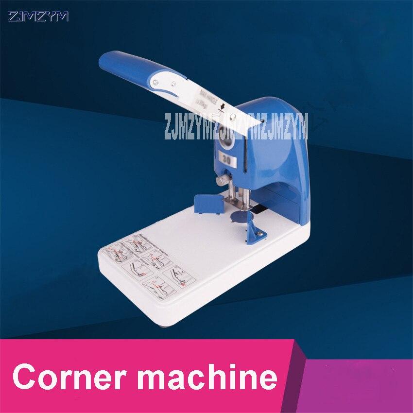 все цены на Rounded machine model 30 hand tangential angle machine chamfering machine name card cutting card онлайн