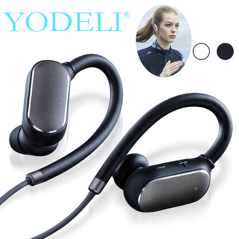 YODELI Sport Bluetooth Earphone M11 Wireless Bluetooth Headphone With Mic For Xiaomi Stereo Earbuds SweatProof For Free Shipping