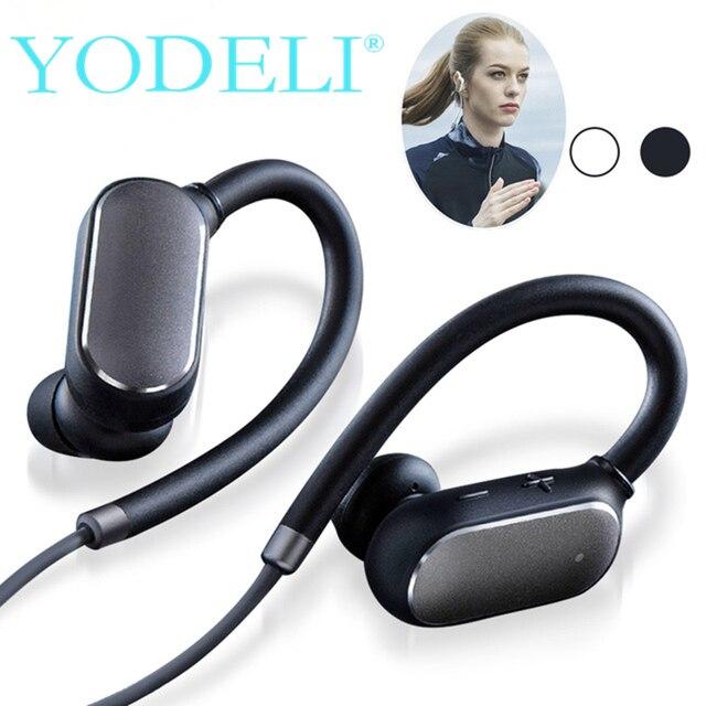 Yodeli écouteurs Bluetooth Sport Pour Xiaomi Casque Audio Sans Fil