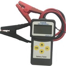 LANCOL 12 Volt Batterie Last Tester MICRO 200 Auto Batterie Tester mit USB für Druck
