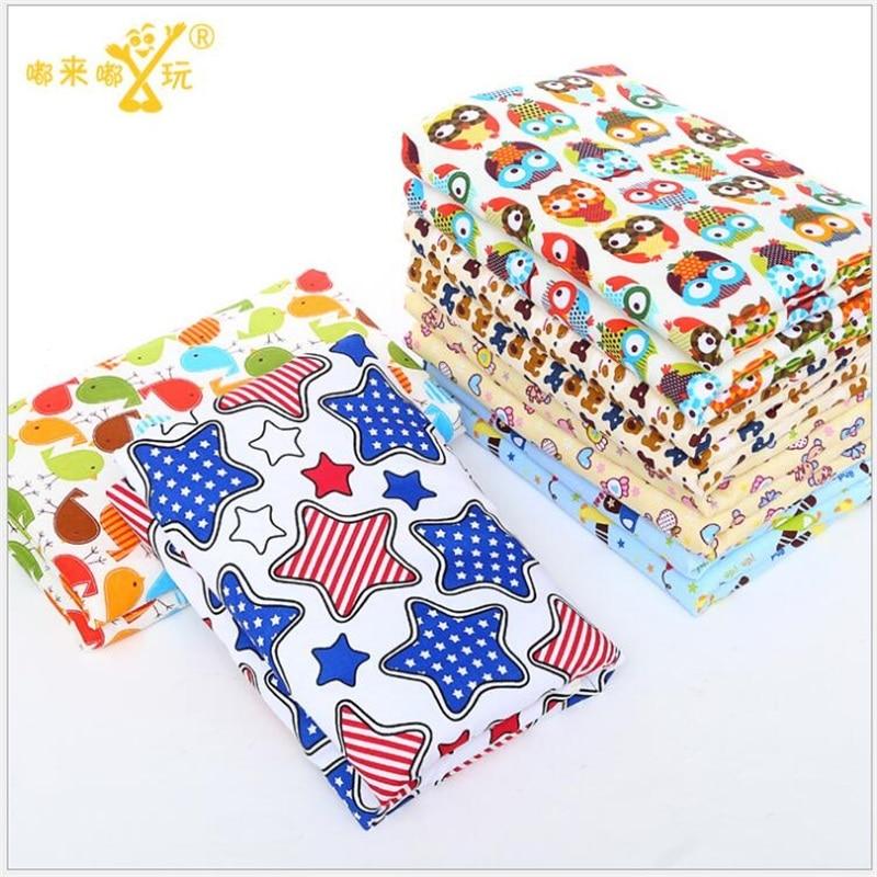 10pcs 32 * 12 pañales de bebé reutilizables del pañal de tela - Pañales y entrenamiento para ir al baño