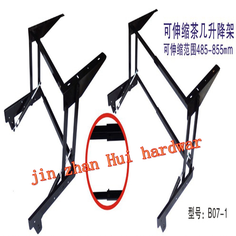 Flexibility to adjust the size coffee table mechanism furniture hardware lift up bedside table hinge lift up coffee table mechanism table furniture hardware hardware fiftting