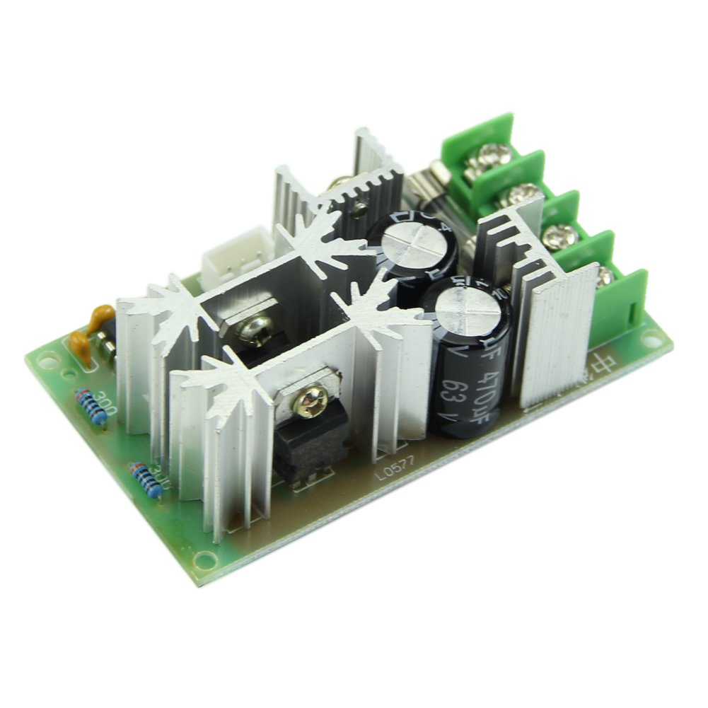 Lighting Accessories Switches Mylb-universal Dc10-60v 20a Pwm Hho Rc Motor Speed Regulator Controller Switch