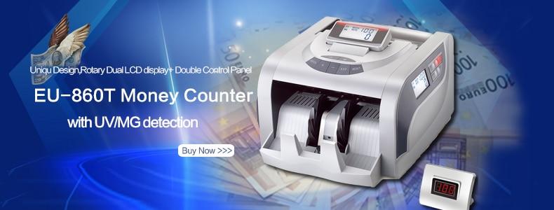 de contagem de semi-valor contagem contador de dinheiro display lcd