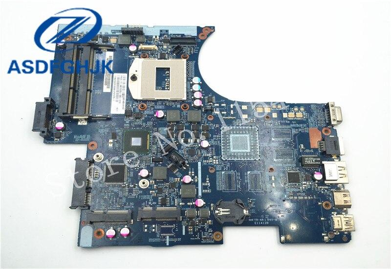 Carte mère d'ordinateur portable pour Hasee pour Clevo pour dieu de la guerre W670SZ 6-77-w670sz0u-d02-1 carte mère 6-71-W65J0-D02 DDR3 100% testé ok