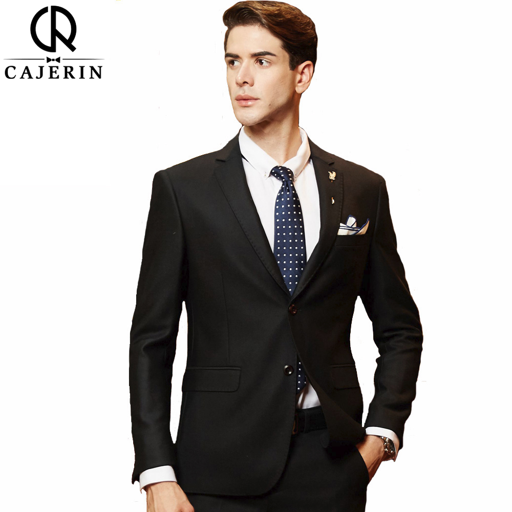 Cajerin Wedding Men Suit Tailor Blazer Suits For Men