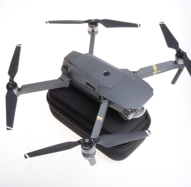 Drone DJI MAVIC PRO Bolsa de cáscara dura bolsa de almacenamiento estuche de transporte paquete liner caja para Mavic Pro UAV anfitrión repuestos accesorios