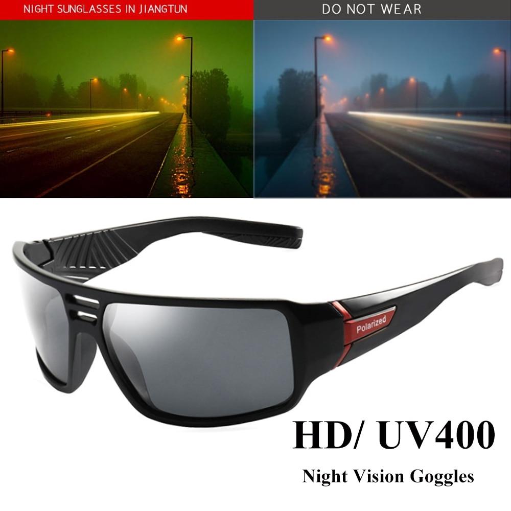 Gafas De Sol polarizadas HD 2019 Gafas De Sol De conducción con marco negro para hombre Gafas De Sol De marca De lujo para mujer Gafas De Sol Accesorios