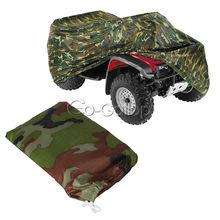 Camouflage Camo XL Quad ATV di Stoccaggio 4 Ruote di Immagazzinaggio Della Copertura Per Polaris Sportsman 500 600