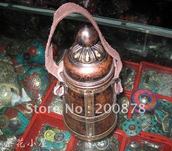 HDC0724  Tibet brass wine kettle,Tibetan metal Tea Pot,antiqued home decos handicrafts,23*11cm