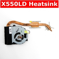 X550LD Heatsink Radiator CPU Cooling Fan For Asus X550LD Laptop Notebook Radiator Cooling 13NB02G1AM0101 145E