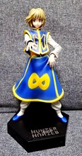 20-25 cm japonés clásico anime figura de Hunter X Hunter pvc Kurapika/Hisoka figura de acción de colección modelo Juguetes para los niños