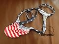 Novo! homens G-corda Thong Contoured Bolsa Bojo Broto de Contrabandistas de Uva Praia Tanga Bandeira DOS EUA Stars & Stripes Patrióticos