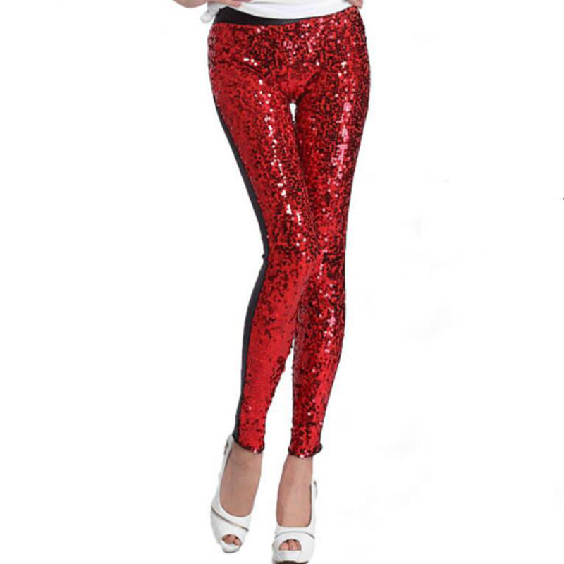 These Terez leggings are both glamorous and comfy. With a tasteful dash of glitter, these comfortable pants are perfect for any casual-but-cute outfit. Show More.