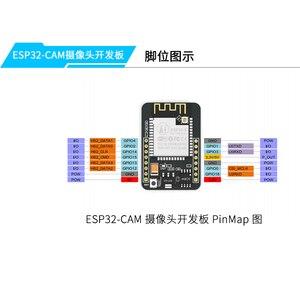 Image 5 - ESP32 ESP32 CAM WiFi + Bluetooth Module Camera Module Development Board with Camera Module OV2640 2MP Genuine authorization