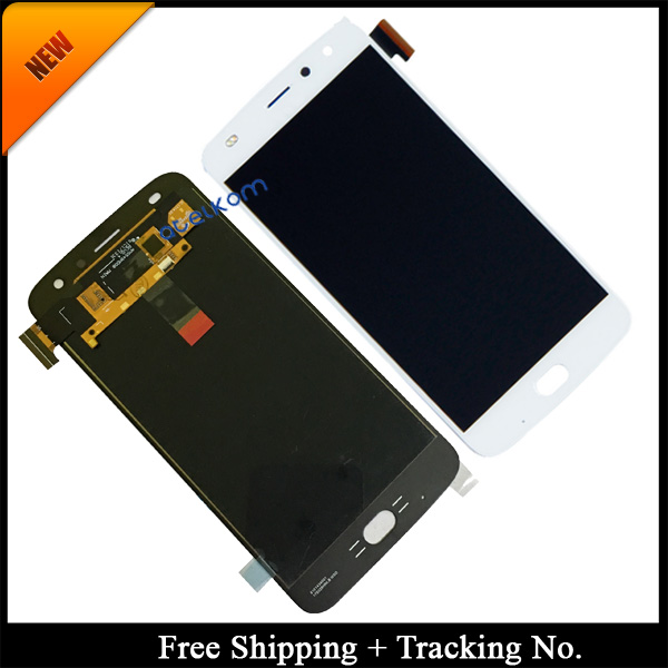 100 tested For Motorola Moto Z2 Play LCD For Moto Z2 Play XT1710 01 Display LCD