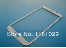 Free Shipping Outer Glass Lens For Samsung Galaxy  Note II  N7100 Screen Replacement Front LensWhite