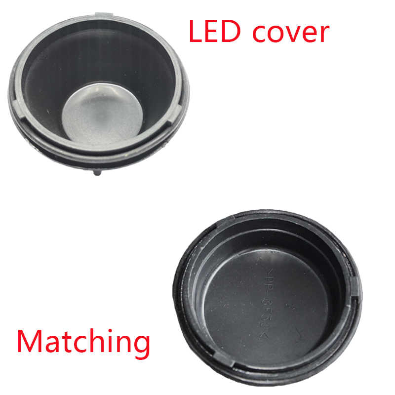 Image 4 - 1 piece Black LED bulb lengthened plastic cover PVC hid caps for Tucson Car headlamp bulb overhaul cover-in Car Light Accessories from Automobiles & Motorcycles