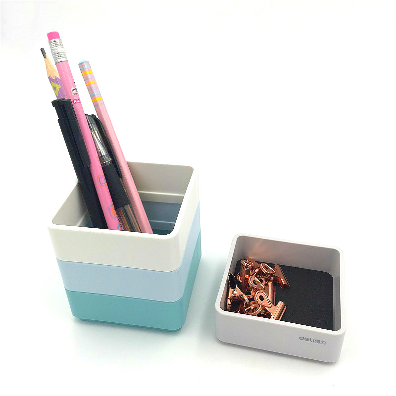 Linfini DIY Pen Stand Office Accessories Pen Holder Desk Accessories Pencil  Holder Office Desk Accessories Desk Pen Holder In Pen Holders From Office  ...