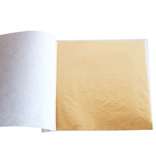 100PCS Taiwan Champagne gold leaf, gilding  free shipping
