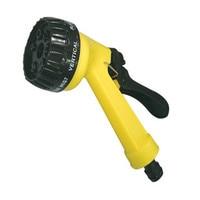 1PC High Pressure Guns Sprinkler Nozzle Green Spray Guns Adjustable Car Washing Garden Sprayer Portable Water Guns With 15M Hose